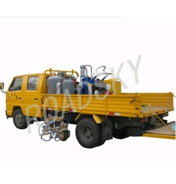 Truck-mounted Road Marking Machine for Sale RS9