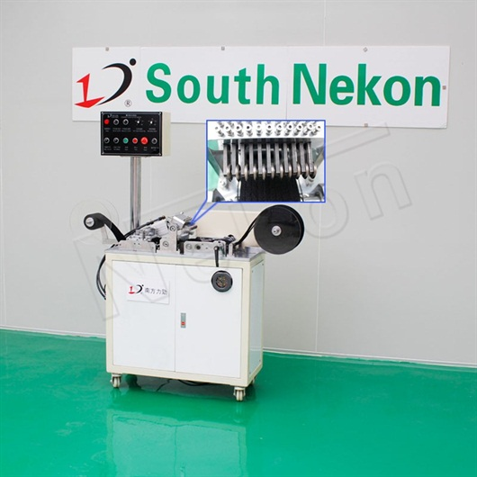 NK-HB150 Ultrasonic Velcro Slitting Machine