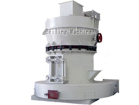 High-Pressure Micropowder Mill