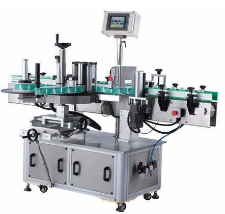 WT-630GS Multifunction round bottle Stiker labeling machine