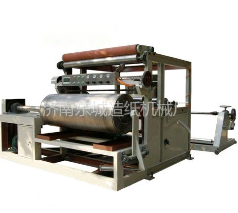 PJ-1600 Automatic convoluted paper pipe making machine