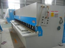 QC11Y-8X5000 heavy duty easy operation hydraulic plate shearing shears