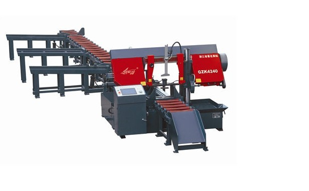 CNC Full-auto Horizontal Metal Band Sawing Machine