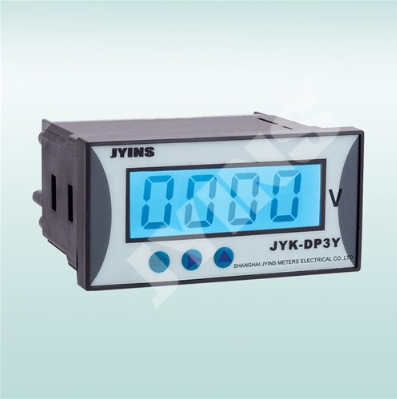 Digital Panel Meter LCD Meter Series   JYK-DP3Y