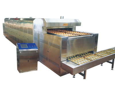 OMEGA Three-dimensional Tunnel Ovens