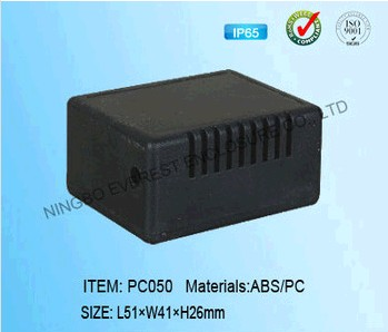 Hard ABS Plastic Junction Box for PCB