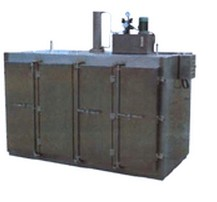 aluminum contact freezer