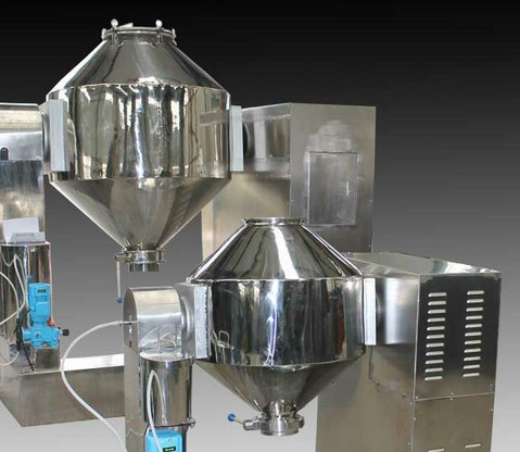 316L and 304 Stainless Steel JHS-P spray blender