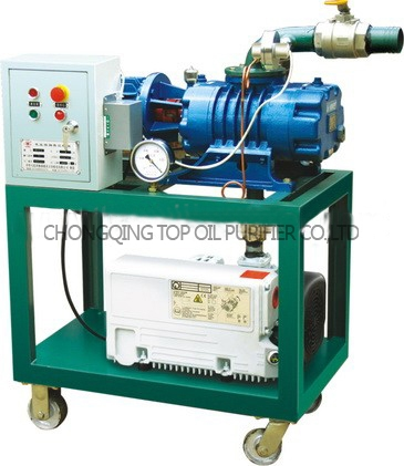 Series ZKCC vacuum pumping device