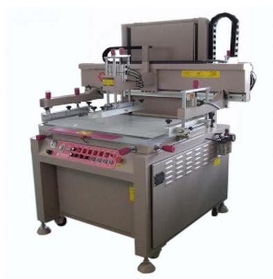 半自动线路板丝印机